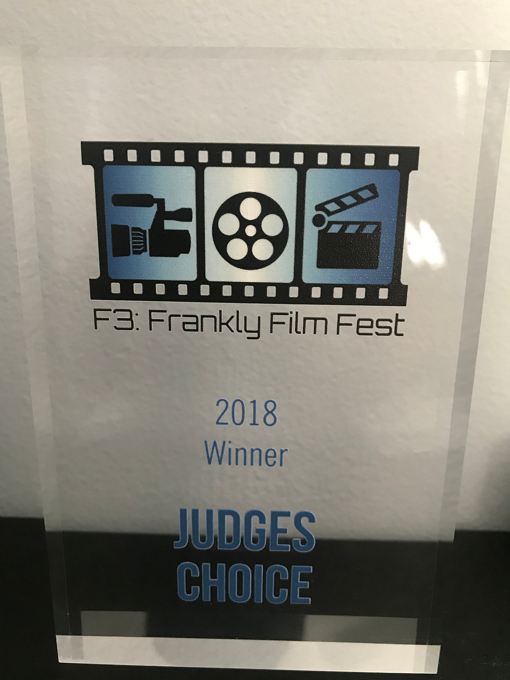 Jury Award F3 Festival