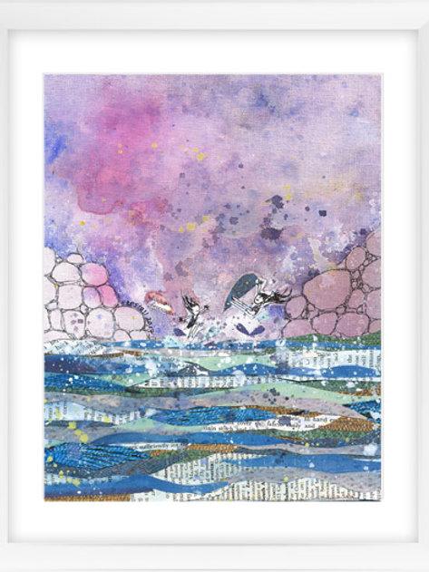 'Lagoon'- Fine Art Giclee print
