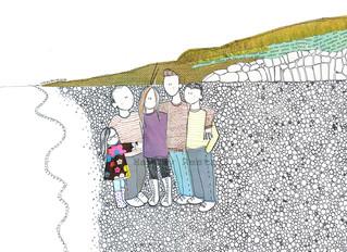 Jen, Paul, Joe, Adrian and Izzy