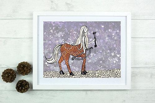 Fine Art Giclee Print - 'Sagittarius'