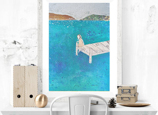 A3 Giclee prints now in stock