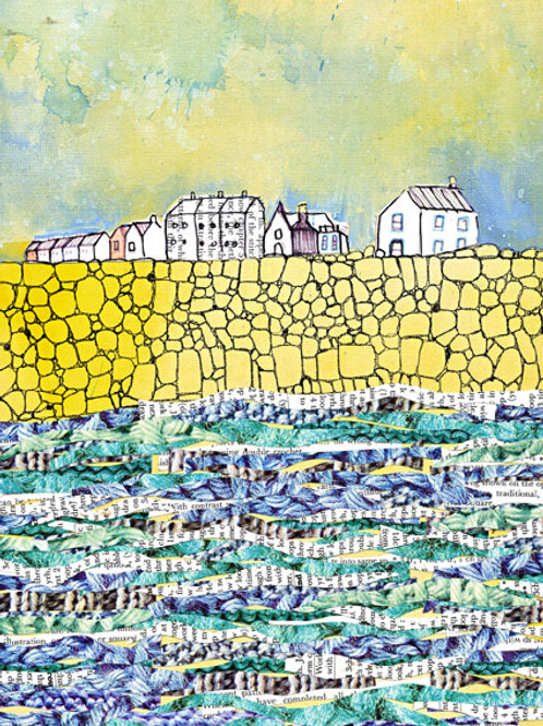'Seadrift' -Fine Art Giclee Print