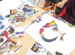School portrait workshops, 9th January