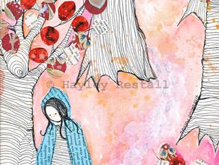 July art challenge: Fairy Tales