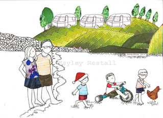 Andrew, Rachel, Jake, Rhys and Ewan