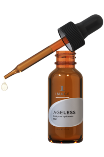 Ageless total pure Hylauronic filler