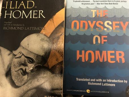 Reviewing the Classics I: Richmond Lattimore's Translations of Homer's Epics