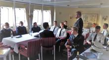 Mitgliederversammlung auf der Cap San Diego
