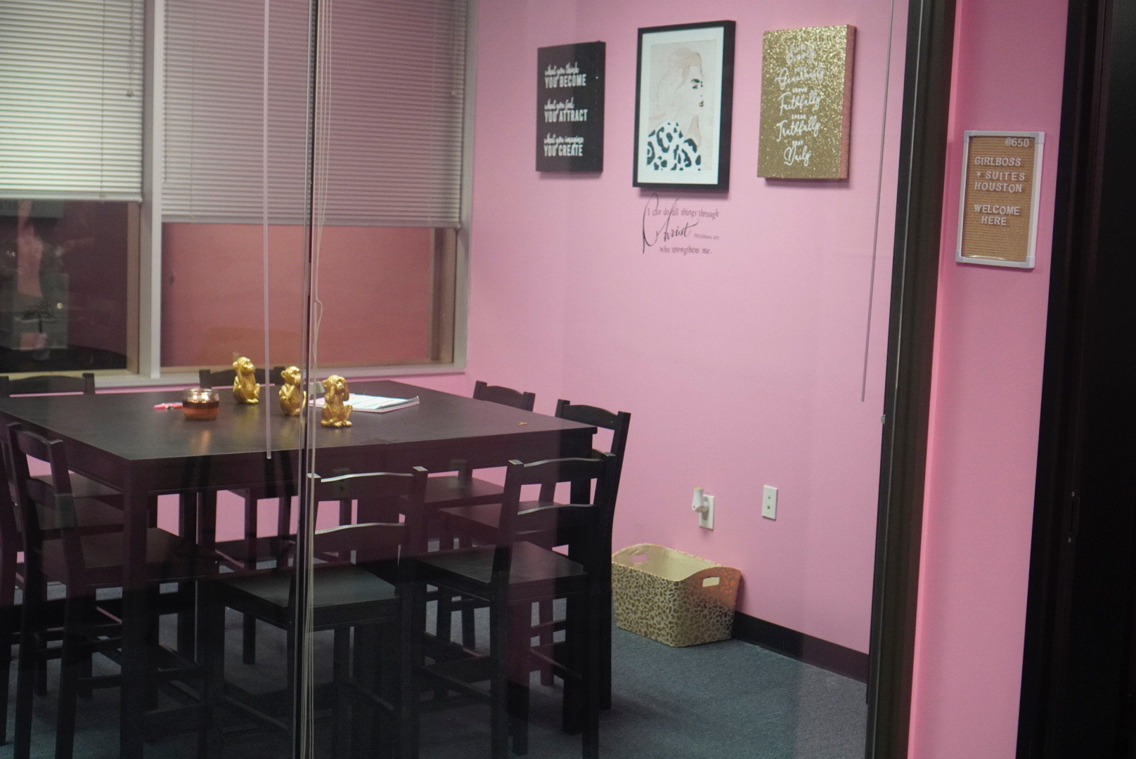 Conference Room Booking HTX