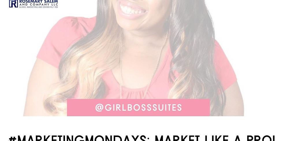 Marketing Mondays!