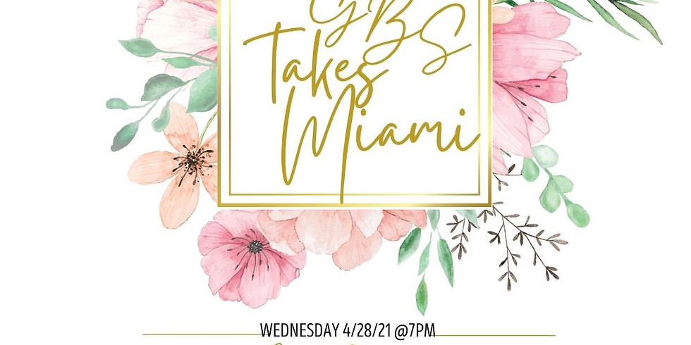GBS Miami Meet-up