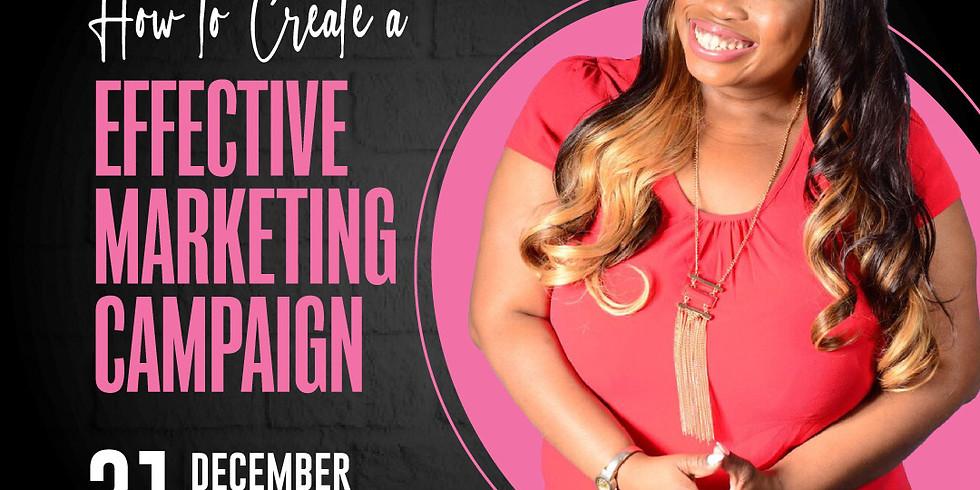 Effective Marketing Campaign HTX