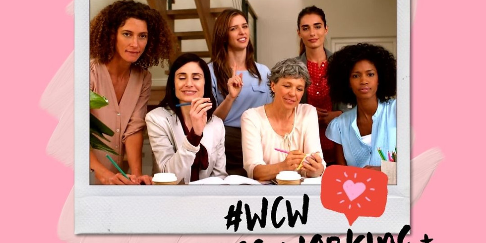 (Members Only) #WCW Virtual Co-working + Mentorship
