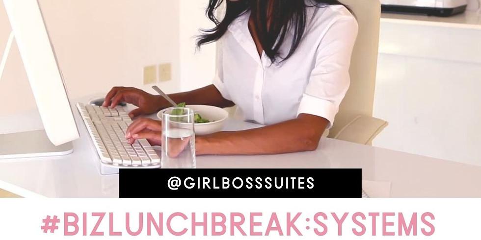Biz Lunch Break HTX