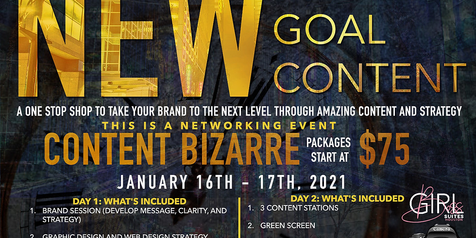 New Year, New Goals, & New Content!