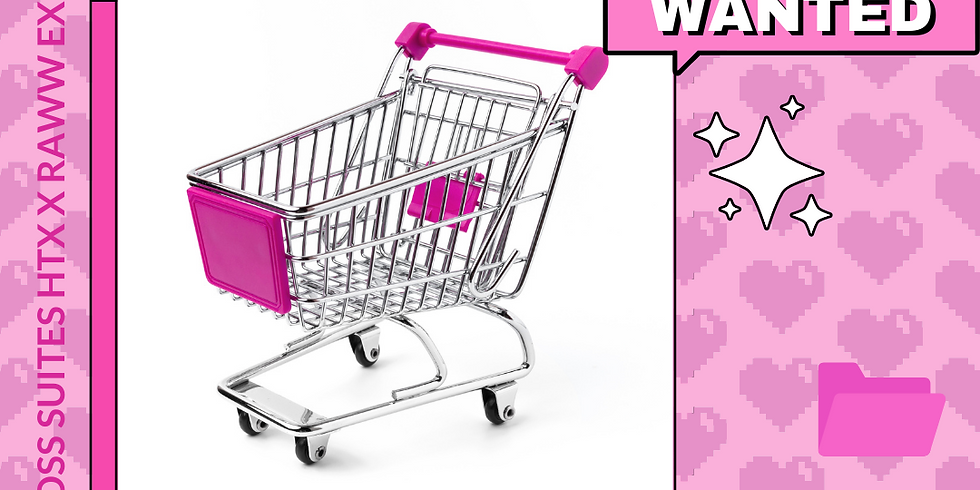 #ShopFemale HTX