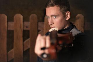 Senior Guy Violin