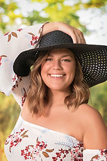 Senior Girl Sunhat