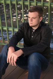Senior Boy Downtown Hobart