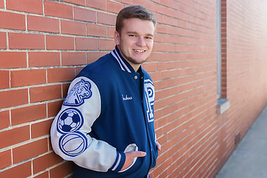 Senior Boy Letterman Jacket