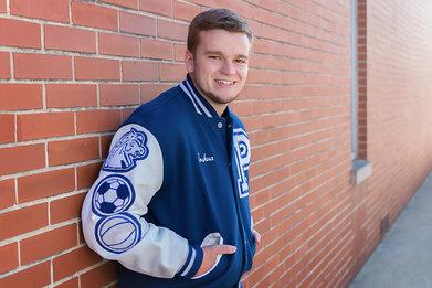 Senior Boy Letterman Jacket