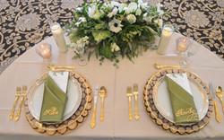 Elegant Table Setting