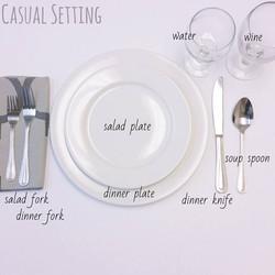 Casual Setting