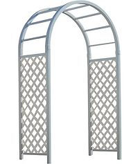 lattice_arch_white_plastic_lattice_weddi