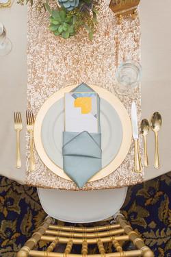 Plate Set-up