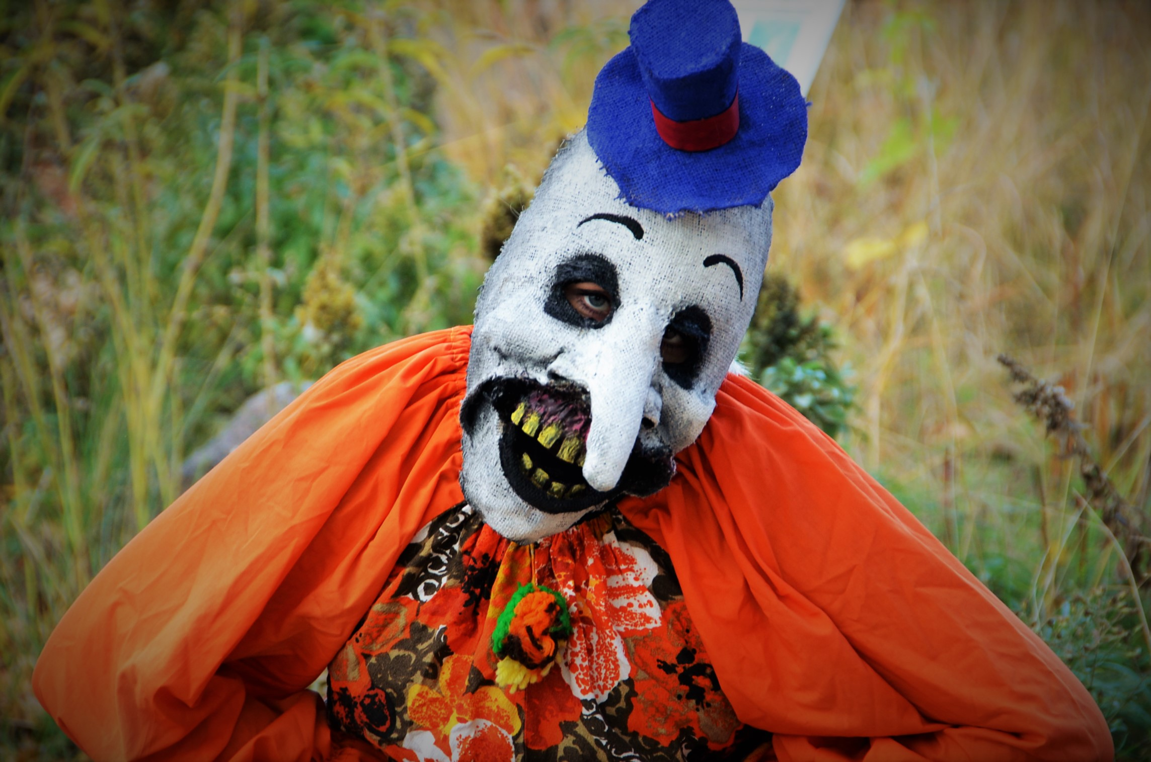 Clown Close up