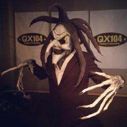QX104 Scare 2016