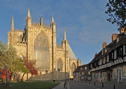 York Minster - The Best Cathedral in England