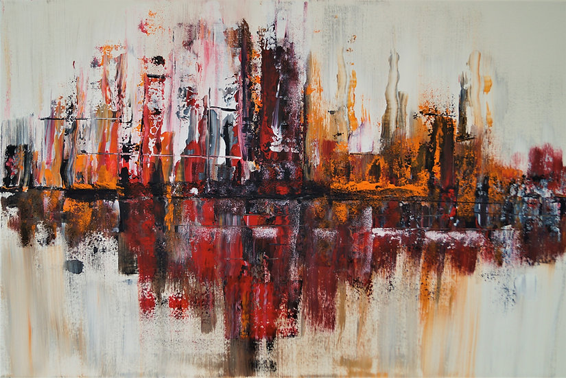 Into Harbour - SOLD