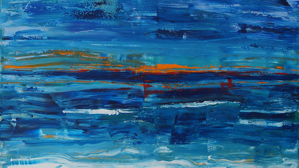 Blues - SOLD