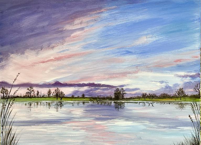 Corsham Lake