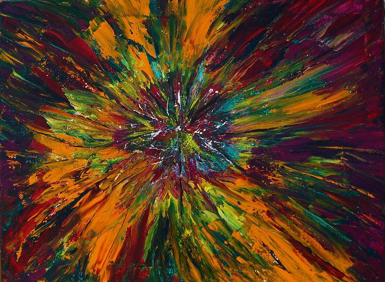 Solar Burst