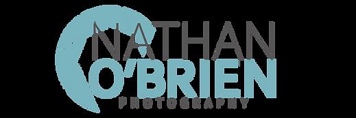 Nathan O'Brien Photography - Full Logo 2
