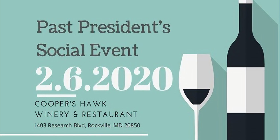 The IPMA Social Event of the Year -  Past President's Social & Program Event #2