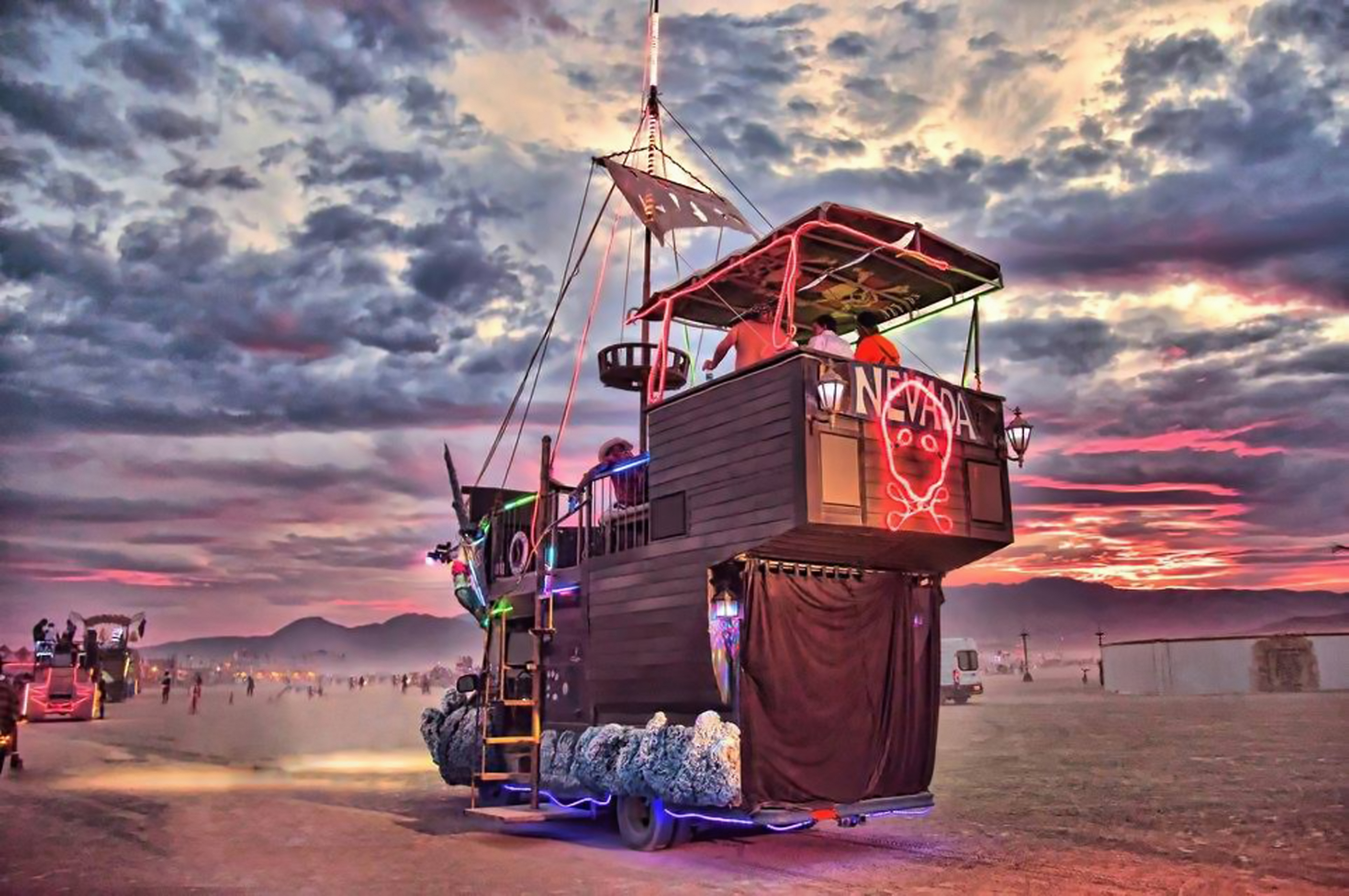 Burningman 2016 Andrew