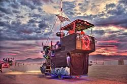 Burningman 2016 Andrew