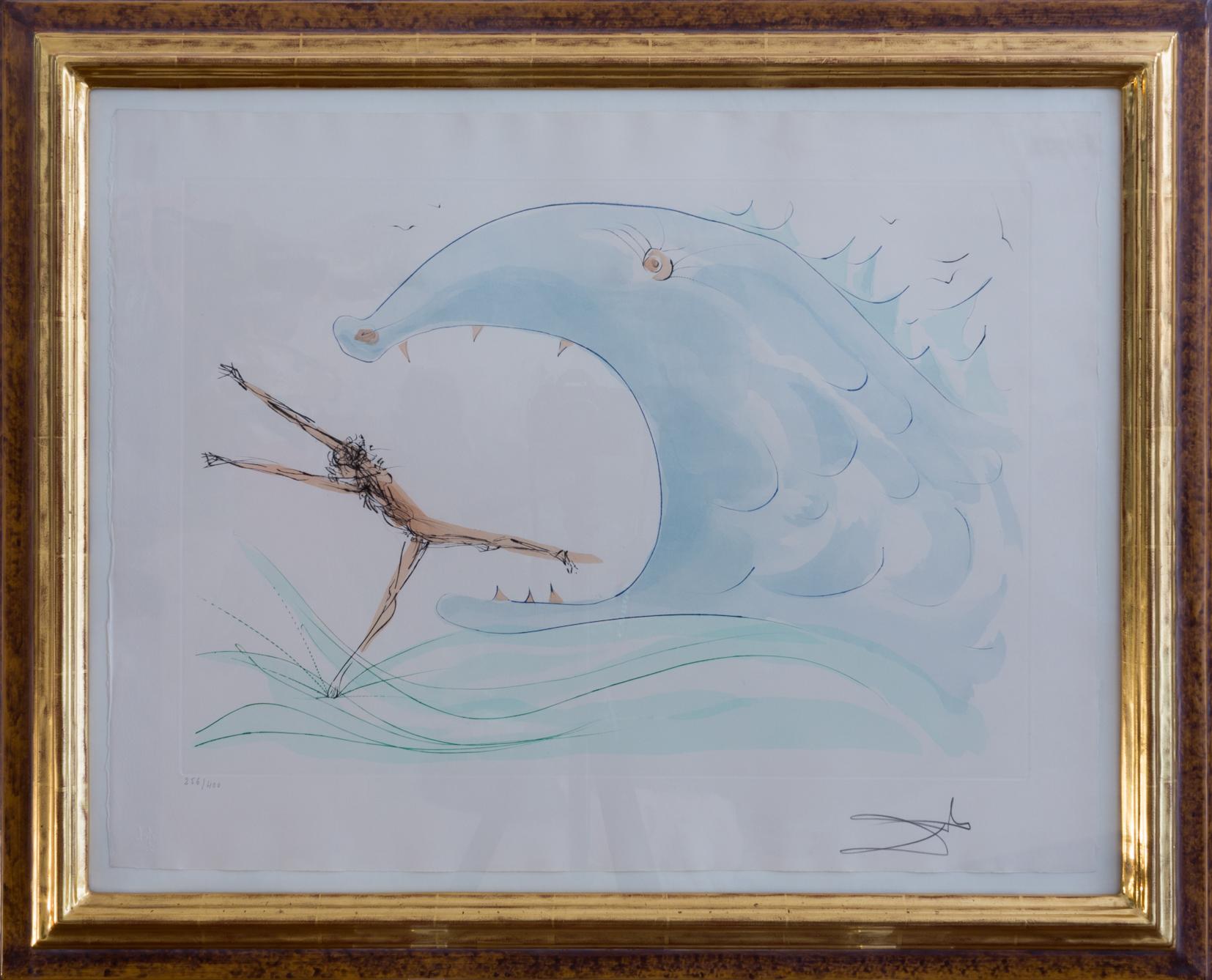 Salvador Dali – Jonas und der Wal