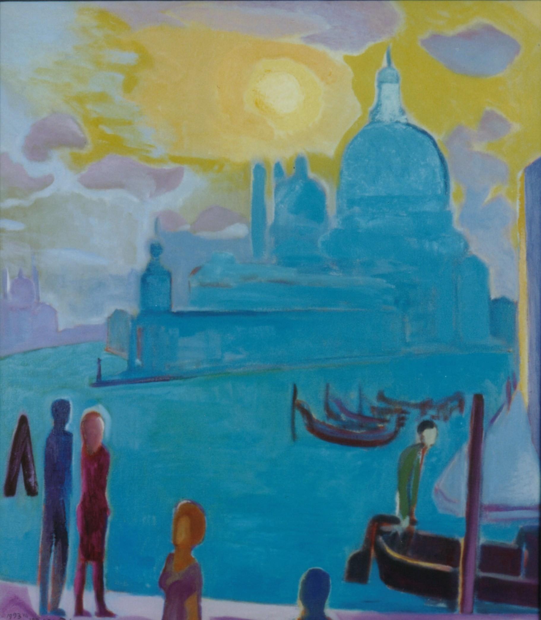 Eberhard von der Erde Venedig