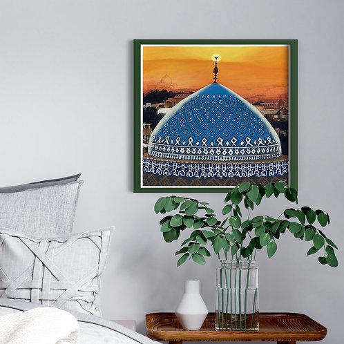 Jameh mosque, Yazd Iran