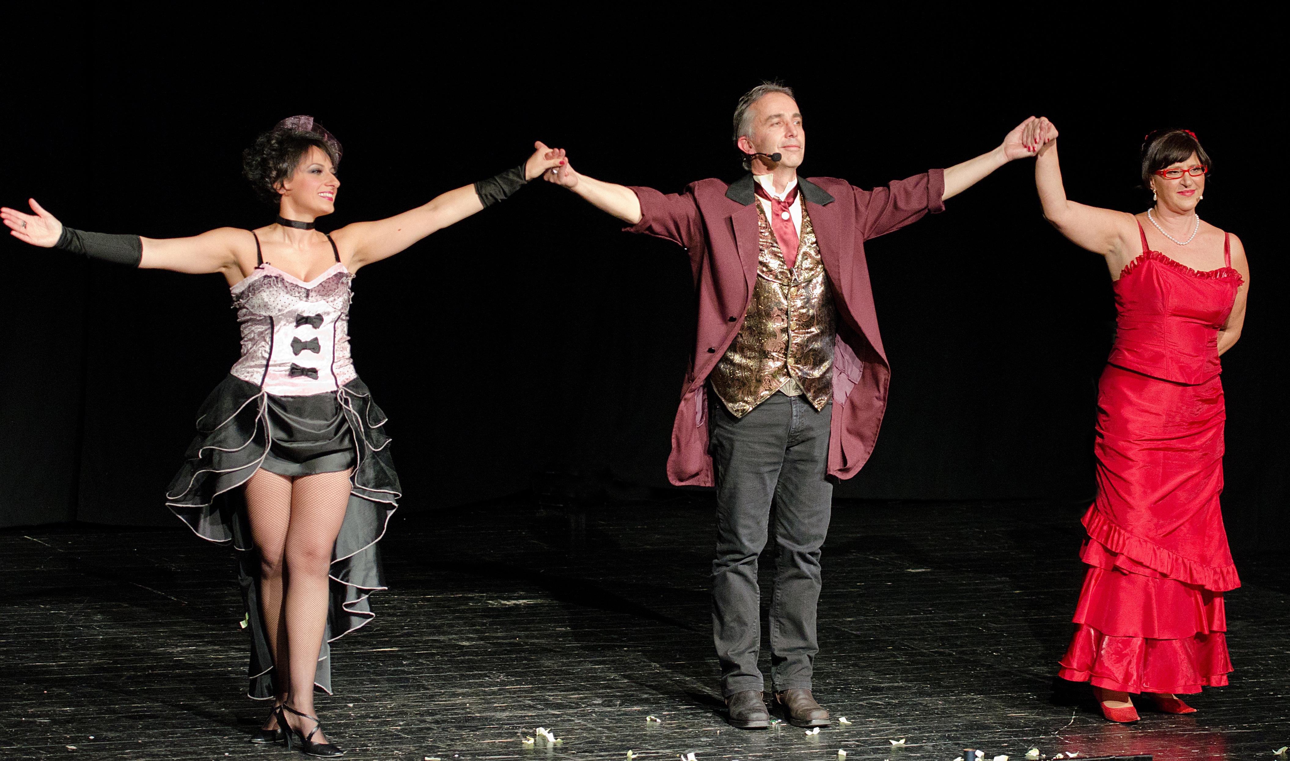 Teatro Foce Lugano - finale