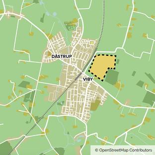 Skousbo/Lejre på Sjælland