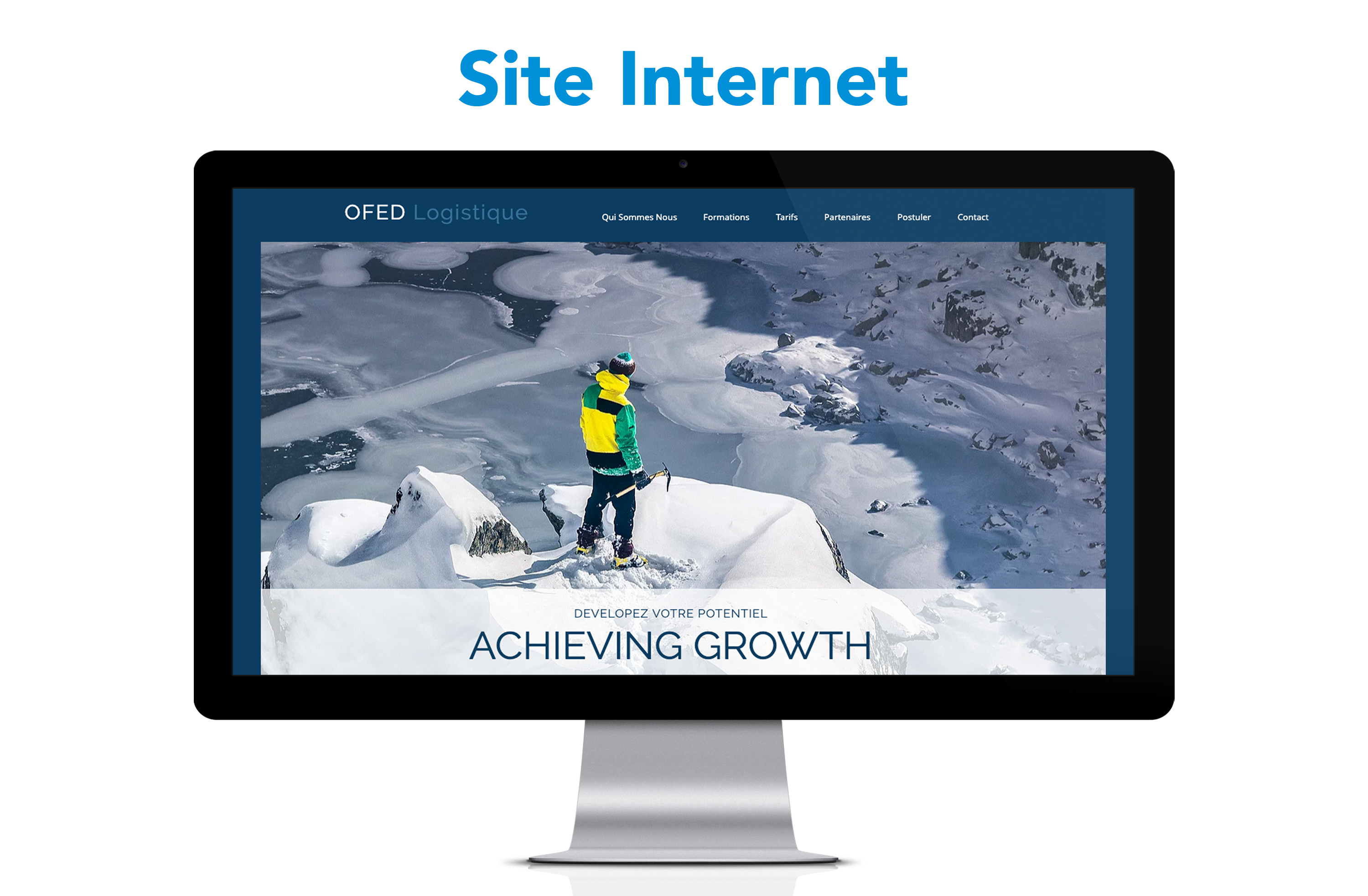 Site Internet OFED