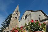 Église Saint André à Saint-André-d'E