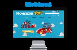 Site Internet Monsieur PoP