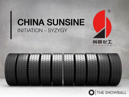 China Sunsine   Syzygy