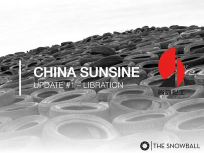 China Sunsine | Libration